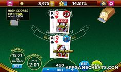 Blackjack! Cheats & Tips for Chips & No Ads Unlock - New Hack Available  #Blackjack #Card #Strategy http://appgamecheats.com/blackjack-cheats-tips-chips-no-ads-unlock-new-hack-available/