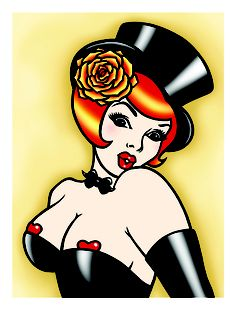 Burlesque (Claudia Hek)