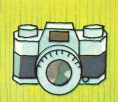 appareil photo en maternelle