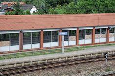 In Glöwen fahren vom 17. bis 22. März keine Züge.