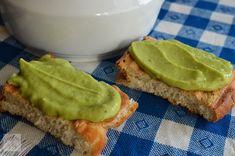 Sos de avocado - CAIETUL CU RETETE Avocado Toast, Vegetarian Recipes, Breakfast, Health, Blog, Morning Coffee, Health Care, Blogging, Vegetable Dip Recipes