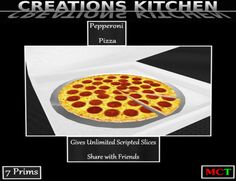 Creations Kitchen http://maps.secondlife.com/secondlife/Northport/41/129/23