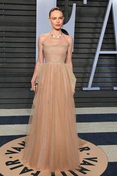 Unique Dresses, Beautiful Dresses, Casual Dresses, Fashion Dresses, Fashion Clothes, Miley Cyrus, Dior Dress, Dress Up, Oscars