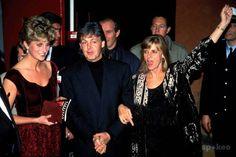 Paul and Linda and Princess Diana