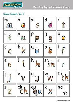 Jolly Phonics Activities, Phonics For Kids, Phonics Reading, Preschool Songs, Phonics Games, Alphabet Activities, Phonics Flashcards, Alphabet Phonics, Read Write Inc Phonics