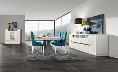 Mobiliário de Sala de Jantar Dining Room Furniture www.intense-mobiliario.com  Diamant DM7 http://intense-mobiliario.com/product.php?id_product=9827