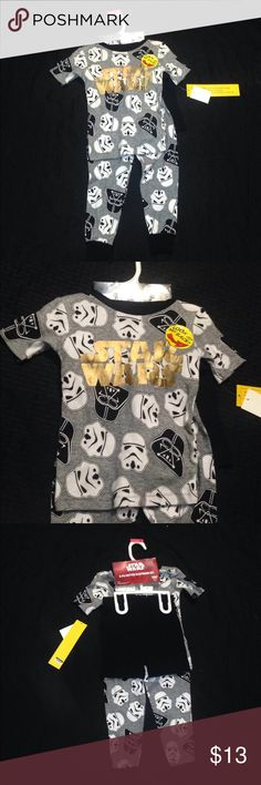 Star Wars set Boys size 4. Star Wars 3pc. Pajamas set. Brand new with tags. ☺️ Star Wars Pajamas Pajama Sets