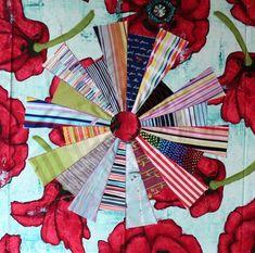 Month 4: Striped Sensation for the Dresden Neighborhood Sew Along