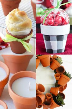 Our mini terracotta flower pots aren't just for plants! Take a look at our range of mini clay flower pots that are perfect for decorating to use as wedding favours, in floristy and as the base of many crafts. Clay Flower Pots, Terracotta Flower Pots, Clay Pots, Adult Crafts, Wedding Favours, Special Occasion, Favors, Range, Inspire