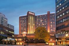 Hilton Albany, Albany, USA