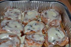 cinnabon rolls (cinnamon rolls buns)