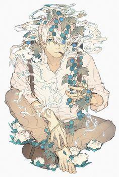 Art And Illustration, Illustrations, Art Sketches, Art Drawings, Manga Anime, Anime Art, Anime Kunst, Pretty Art, Anime Style