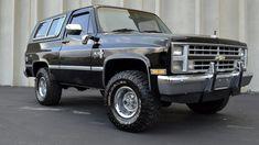 1988 Chevrolet Blazer presented as Lot at Kansas City, MO Chevy Truck Models, Chevy Pickup Trucks, Classic Chevy Trucks, Gm Trucks, Cool Trucks, Diesel Trucks, Lifted Trucks, Chevrolet Tahoe, Chevrolet Trucks