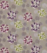 Home Fabrics Harlequin Juniper Fabrics Kerria Fabric - Aubergine/Lime . Fabric Patterns, Print Patterns, Harlequin Fabrics, Sanderson Fabric, Made To Measure Blinds, Free Fabric Samples, Creative Textiles, Painted Rug, Stunning Wallpapers