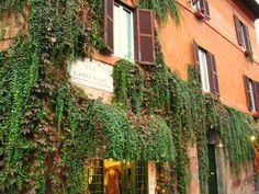 Roma - Trastevere. Uno dei posti che racconta la mia storia d'amore.