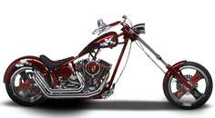 The Joker - Orange County Choppers