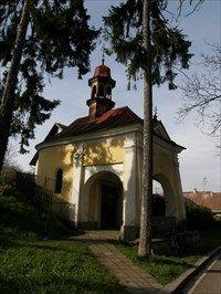 Kaple sv. Anny / Chapel of St. Anna - Jaromer, CZ - Waychapels on Waymarking.com