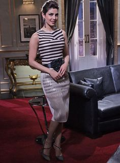This is on her recent appearance on Koffee with Karan, just love the outfit