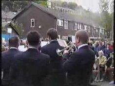 Grimethorpe Colliery Band plays Knight Templar, Delph 1998