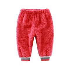 Fluffy Fleece Elastic Waist Leggings from kidspetite.com!  Adorable & affordable baby, toddler & kids clothing. Shop from one of the best providers of children apparel at Kids Petite. FREE Worldwide Shipping to over 230+ countries ✈️  www.kidspetite.com  #newborn #pants #clothing #infant #baby #boy #trousers