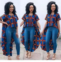 There are several ways to acquire ourselves beautified when an Ankara fabric, Even if you are thinking of what to make and slay similar to an latest asoebi styles. African Inspired Fashion, Latest African Fashion Dresses, African Print Fashion, Tribal Fashion, Kimono Fashion, Fashion Outfits, Fashion Ideas, African Prints, Ankara Fashion