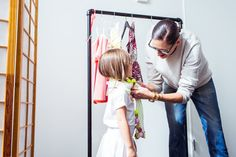 4-Year-Old Fashion Star Mayhem Talks About Her J. Crew Collection On CBS