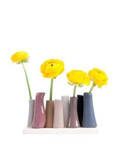 Chive Pooley 2 Bud Vase, Grey, http://www.myhabit.com/redirect/ref=qd_sw_dp_pi_li?url=http%3A%2F%2Fwww.myhabit.com%2Fdp%2FB00J7XRA68%3F
