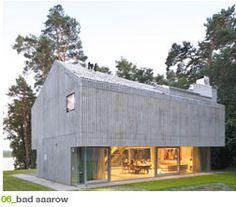 steht in bad saarow  augustin udn frank architekten (berlin)....