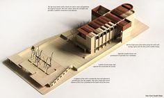 Notre Dame de l'Assomption – National Cathedral Competition Entry / NC-Office