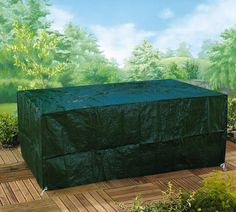 From 9.99 Gardman Quality Garden Table Winter Weather Cover Green