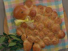 Cuochi per caso...o per forza!!: Pan soffice di Pasqua da La Prova del Cuoco