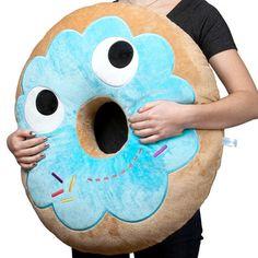 heidi kenney and kidrobot - Yummy Blue Donut