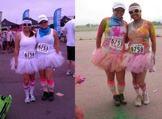 what to wear for color vibe run