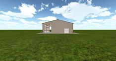 Cool 3D #marketing http://ift.tt/2DS4EMG #barn #workshop #greenhouse #garage #roofing #DIY