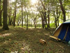Early sunrise campgrounds