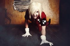 Jessica(Jessica Nigri) Seras Victoria Cosplay Photo - Cure WorldCosplay