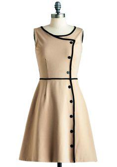 FABULOUS!!!  Chord-ially Yours Dress | Mod Retro Vintage Dresses | ModCloth.com