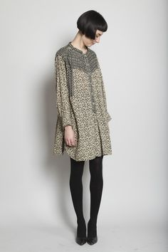 isabel marant hamil tunic I'm WAY too short for this not to look maternity on me; beautiful though.