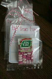 Valentines class treat