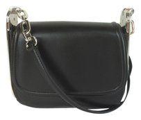 Salvatore Ferragamo Adele Nero Crossbody Shoulder Bag