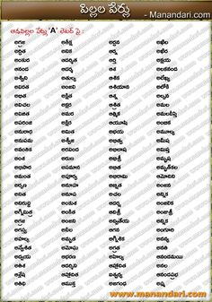 Hindu Baby Boy Names Starting With H In Telugu : hindu, names, starting, telugu, Names, Ideas, Names,, Hindu