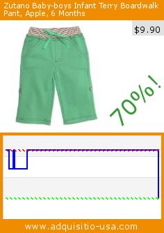 Zutano Baby-boys Infant Terry Boardwalk Pant, Apple, 6 Months (Apparel). Drop 70%! Current price $9.90, the previous price was $33.00. http://www.adquisitio-usa.com/zutano/baby-boys-infant-terry-13