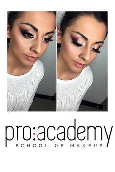 #makeupbyproacademy #art&fun