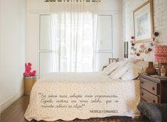 Open house | Patrícia Fernandes. Veja: http://www.casadevalentina.com.br/blog/detalhes/open-house--patricia-fernandes-3174 #decor #decoracao #interior #design #casa #home #house #idea #ideia #detalhes #details #openhouse #style #estilo #casadevalentina #bedroom #quarto