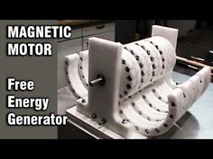 Free Energy Generator, Magnetic Motor 2016 - YouTube