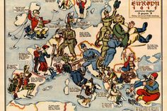 Kampf (Arthur), Sommerschau über Europa 1915 [Summer in Europe in 1915]