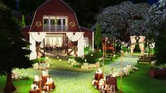 the sims 4 wedding Sims 4 Ps4, Sims Cc, Sims 4 Restaurant, Sims 4 Wedding Dress, Woodland Wedding Venues, Wedding Ideas, Wedding Tumblr, Sims 4 Stories, The Sims 4 Lots