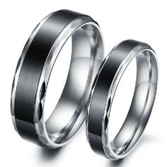 Personalized Black Titanium Steel Promise Rings For Lovers https://www.evermarker.com/collections/couples-rings?pid=black-titanium-steel-promise-ring-for-lovers-couple-wedding-bands-engravable-matching-sets-price-for-a-pair&utm_source=Pinterest_Organic&utm_medium=Traffic&utm_campaign=black-titanium-steel-promise-ring-for-lovers-couple-wedding-bands-engravable-matching-sets-price-for-a-pair