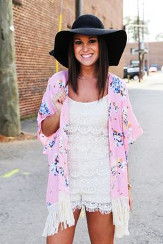Call This Love Kimono
