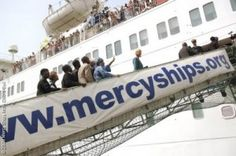 What is Mercy Ships?